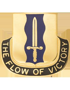 559th Quartermaster Battalion Unit Crest (The Flow Of Victory)