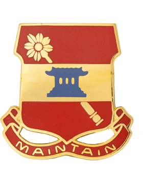 0703 Support Bn Unit Crest (Maintain)