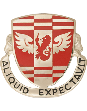 0864 Engineer Bn Unit Crest (Aliquid Expectavit)