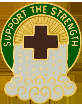 0865 Combat Support Hospital Unit Crest
