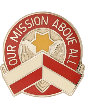 926th Engineer Battalion Unit Crest (Ready Now)