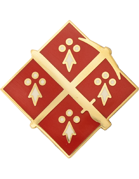 937th Engineer Group Unit Crest (No Motto)