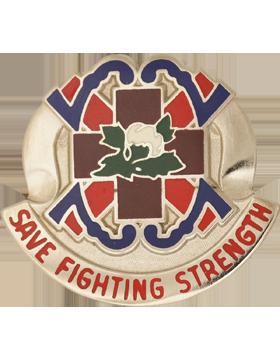 1200th Quartermaster Battalion Unit Crest (Save Fighting Strength)