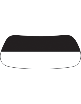 Black & White, Blank, Original Eyeblack EB-A1005