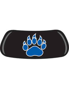 Bear Claw, Blue, Original EyeBlack EB-A1193