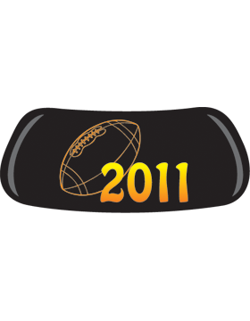 2011 Football, Original EyeBlack EB-A2674