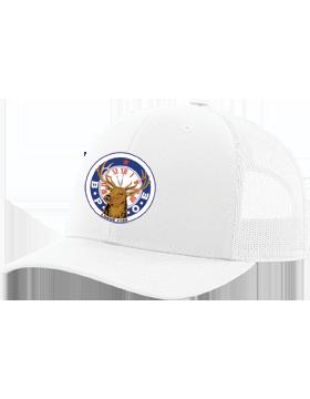 Elks Lodge 189 Twill-Mesh Adjustable Cap