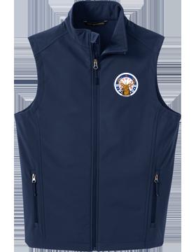 Elks Lodge 189 Soft Shell Vest J325