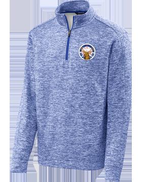 Elks Lodge 189 Quarter-Zip Pullover ST226-A