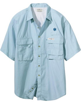 EMS Gulf Stream Short Sleeve Fishing Shirt