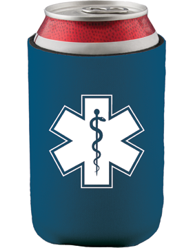 EMS Slip-On Collapsible Can Insulator