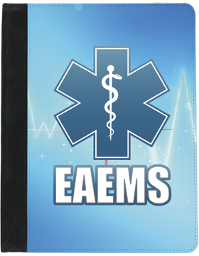 EAEMS Star of Life iPad Cover