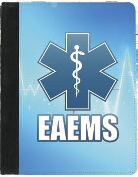EAEMS Star of Life iPad Cover
