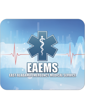 EAEMS Star of Life Mousepad