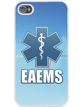 EAEMS iPhone Plastic Case