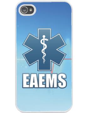 EAEMS iPhone Plastic Case