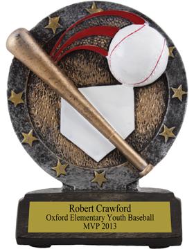 All Star Resin Baseball Figure