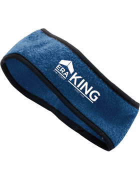 ERA King Chill Fleece Navy Headband Earband 6753