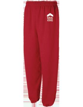 ERA King Heavy Blend™ Red Sweatpant G182