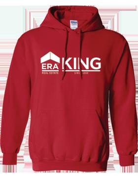 ERA King Red Hoodie