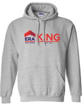 ERA King Sport Gray Hoodie