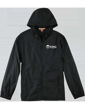 ERA King Black Rainwear M765