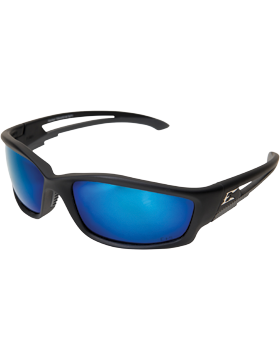 Kazbek Polarized AP Blue Edge-Flex Sunglasses EYE-WOLF/TSKAP218