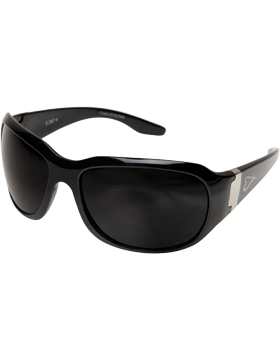 Civetta Black/Smoke Lens Sunglasses Women