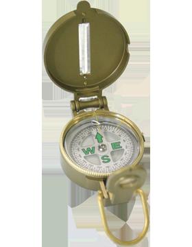 Metal Lensatic Compass F-3922