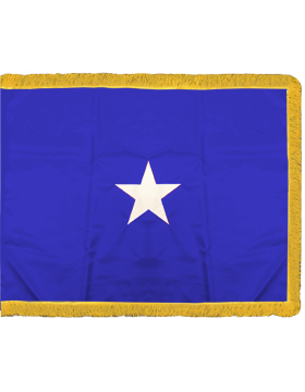 USAF Brigadier General Flag, Pole Hem
