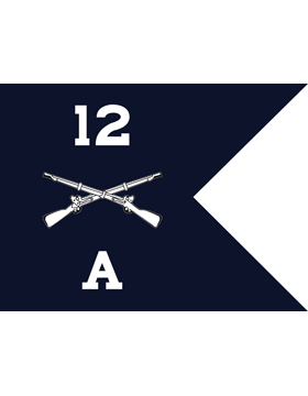 Custom Guidon Infantry