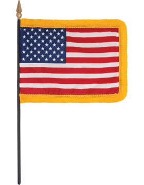 Table Flag (F-MINI-US01/F) United States 4