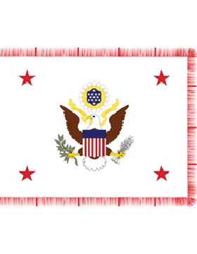 Positional Flag F-P/3-03 Asst. Sec Air Force 4 ft 4 in x 5 ft 6 in