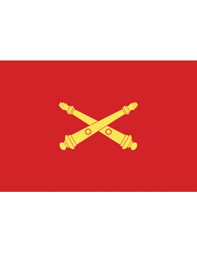 Vessel Flag Field Artillery