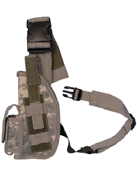 SAS Tactical Leg Holster 5in Left Hand ACU 58-0257 F0