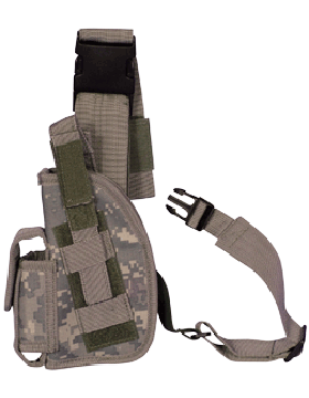 SAS Tactical Leg Holster 4in Left Hand ACU 58-0157 F0