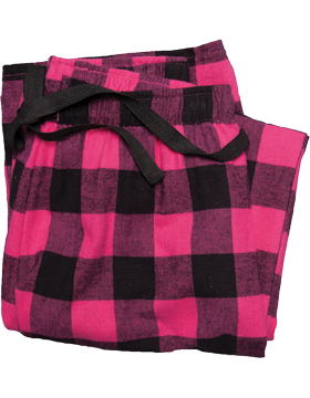 Flannel Pajama Pant F19 For Sure Fuchsia