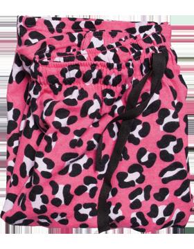 Flannel Pajama Pant F19 Fuchsia Leopard
