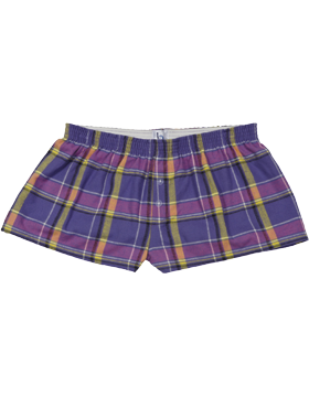 Flannel Bitty Boxer F40