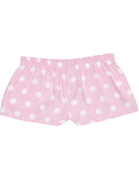 Flannel Bitty Boxer F40 Sweet Spot Pink