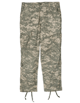 ACU Gortex Trousers (Pants) F7262