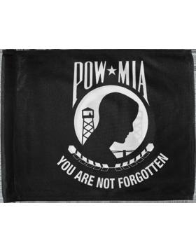 FC-01 POW / MIA Car Flag