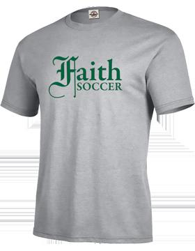 Faith Christian Lions Short Sleeve T-Shirt