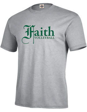 Faith Christian Lions Short Sleeve T-Shirt