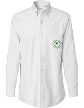 Faith Christian Van Heusen Oxford Long Sleeve Shirt