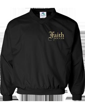 Faith Christian Lions Micro Poly Windshirt 3415