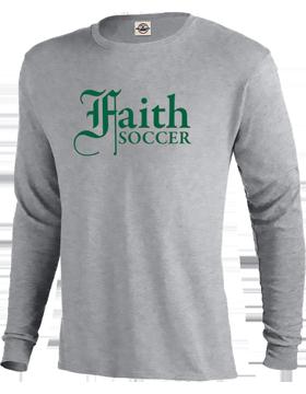 Faith Christian Lions Long Sleeve T-Shirt