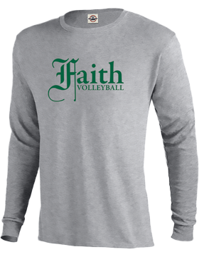 Faith Christian Lions Long Sleeve T-Shirt