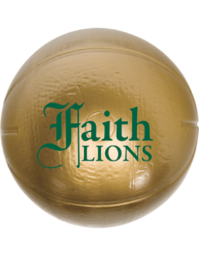 Faith Lions Mini Sport Ball