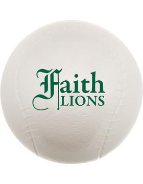 Faith Lions Mini Sport Ball